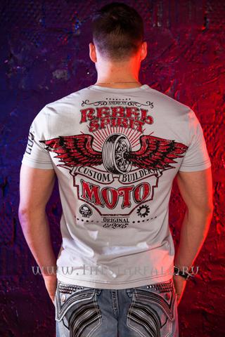 Футболка Rebel Spirit 151698