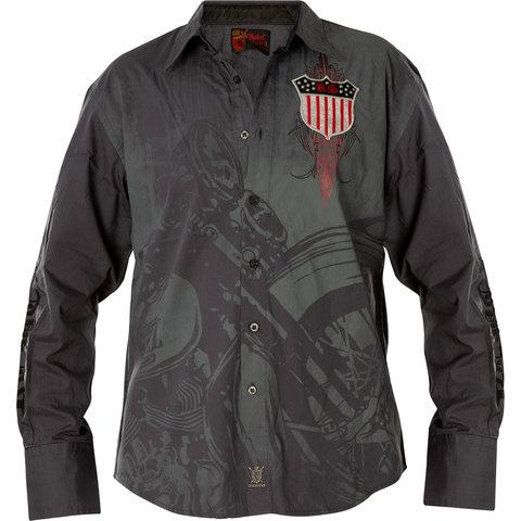 Рубашка Rebel Spirit LSW121392 перед