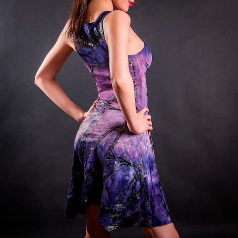 Платье Roots-Dress от Sanbenito S00 правый бок