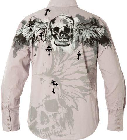 Рубашка Rebel Spirit LSW121286