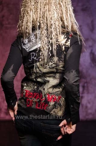 Rebel Spirit рубашка GLSW11748