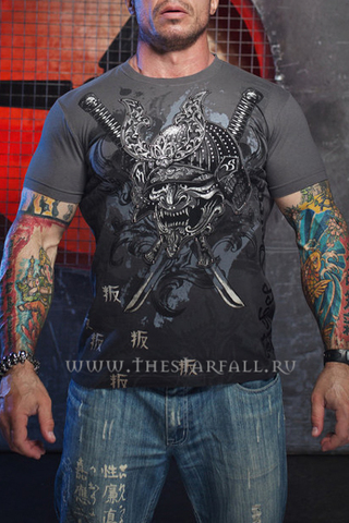 футболка Rebel Spirit 61667